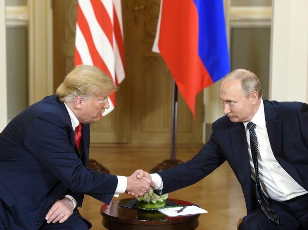 Путин сделал необычный подарок Трампу