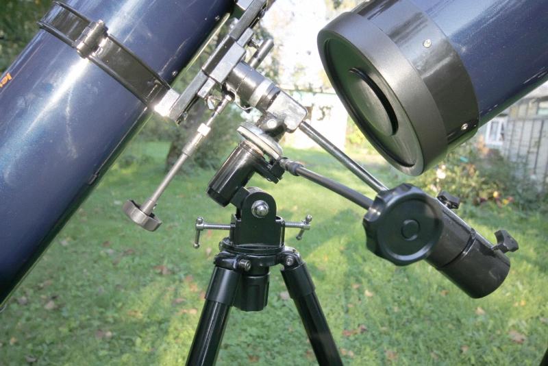 045 Что спрятано внутри телескопа?