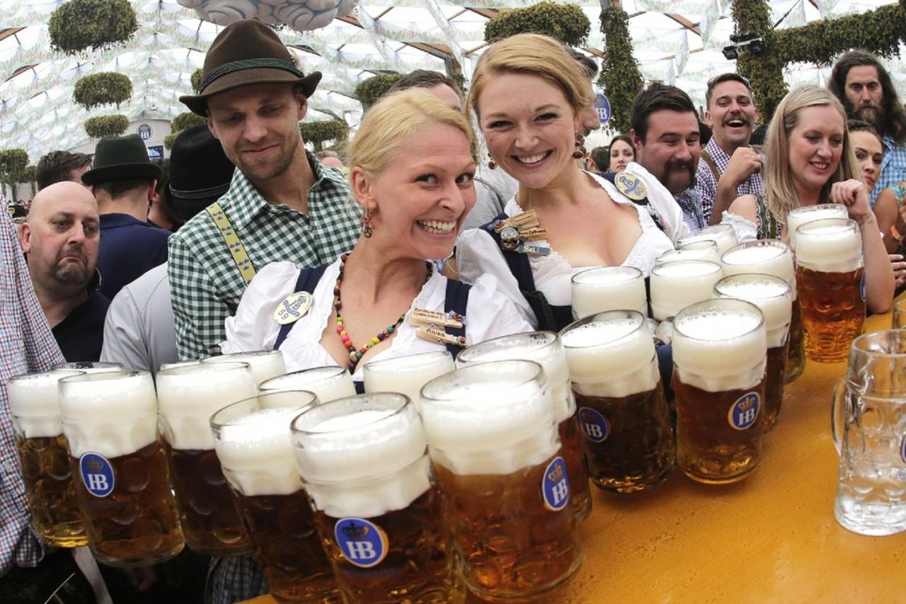 Октоберфест: любопытные факты об этом пивном фестивале (2018)