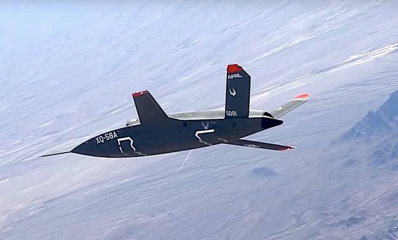 В США при испытаниях получил повреждение стелс-БПЛА XQ-58 Valkyrie