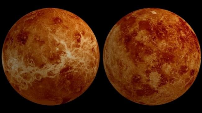 Французские ученые объяснили аномальные результаты миссии СССР к Венере