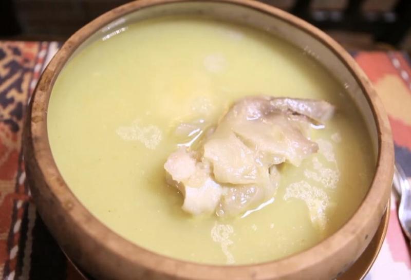 армянский суп хаш