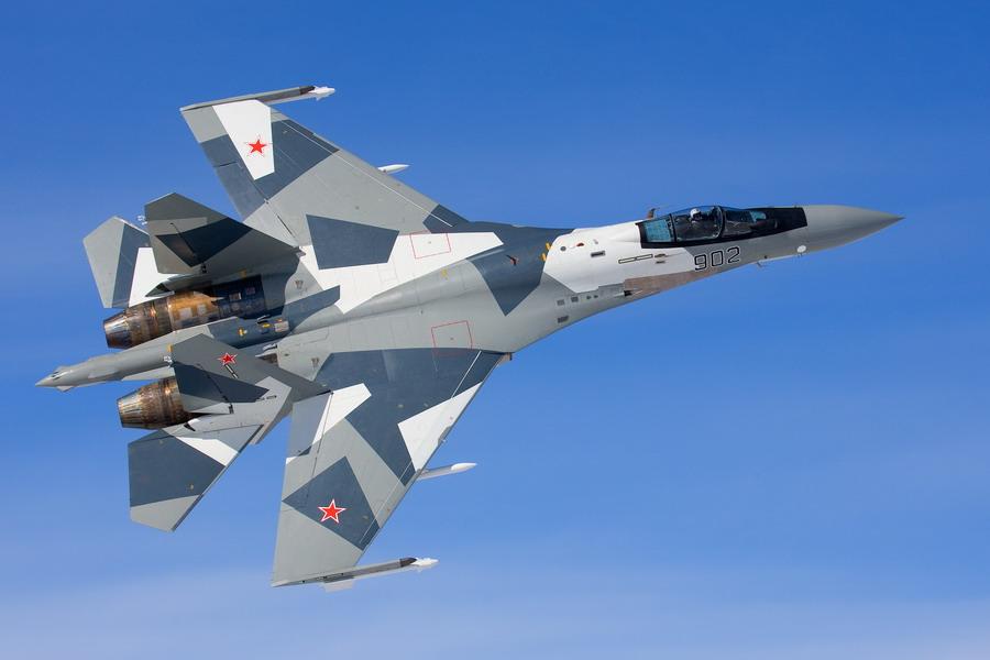 Журнал «Air&Cosmos» опубликовал исторический обзор на истребитель России Су-35