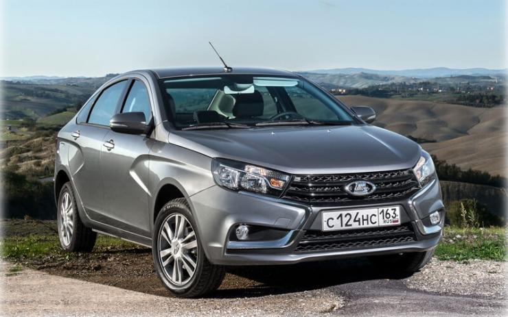 Спрос на автомобили марки «Лада» в России бьёт рекорды