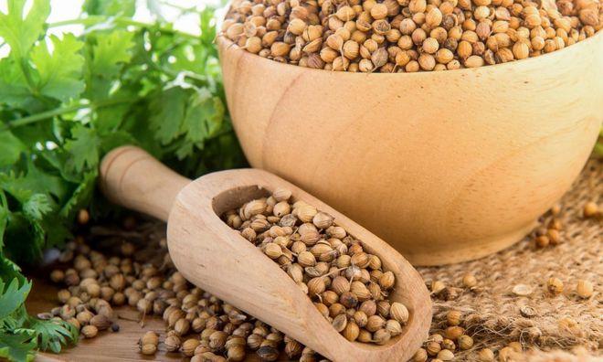 Избавьтесь от проблем щитовидной железы навсегда с помощью семяе кориандра всего за 8 дней
