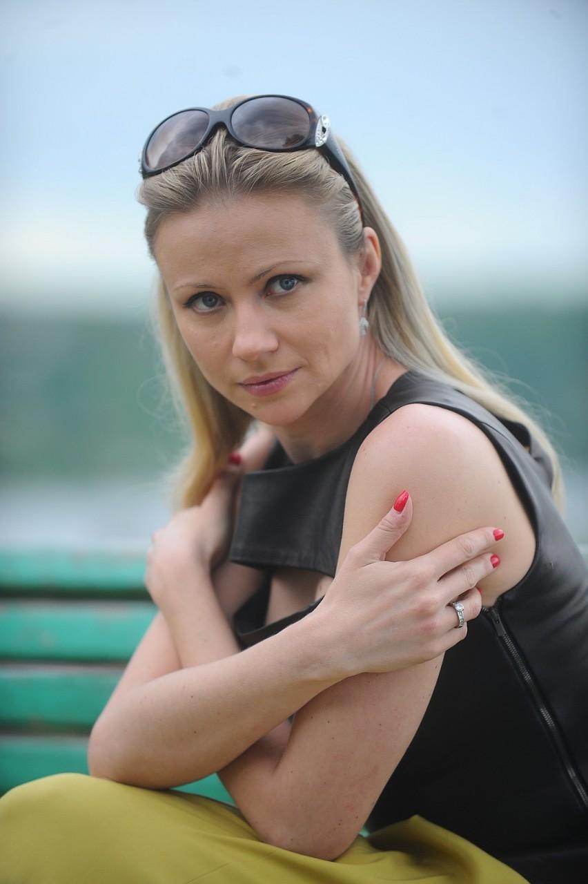 Родная дочь Андрея Миронова и актрисы Екатерины Градовой Мария Миронова. Фото: Евгения ГУСЕВА