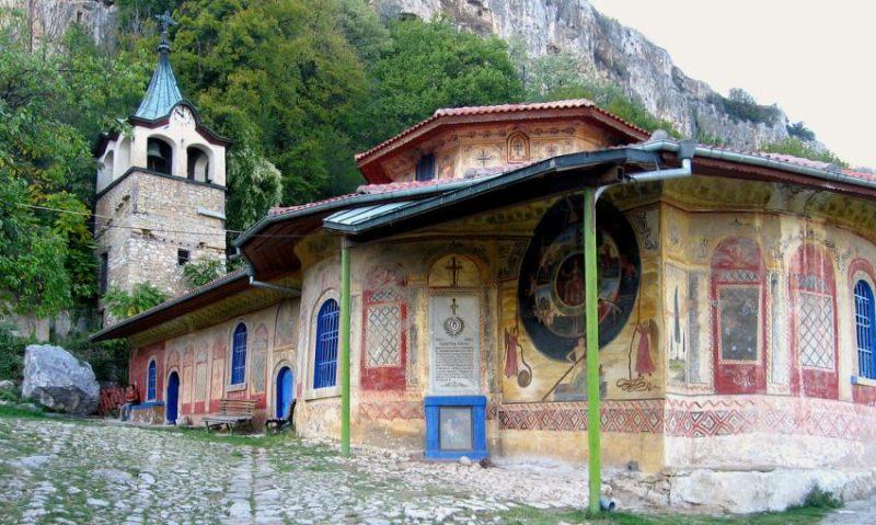 Преображенский монастырь в Болгарии