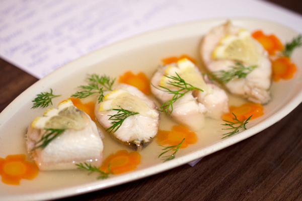 Заливное из рыбы: проверенный рецепт