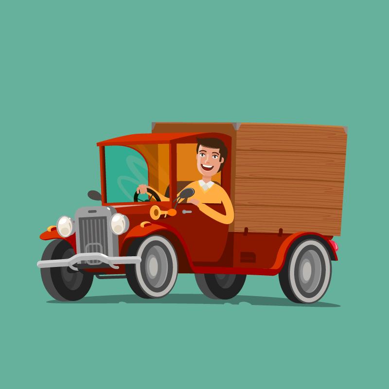 Анекдот про водителя грузовика ипофигистичного зоотехника