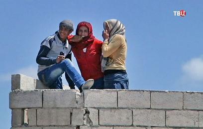 Почти 66 тысяч мирных сирийцев вернулись в свои дома