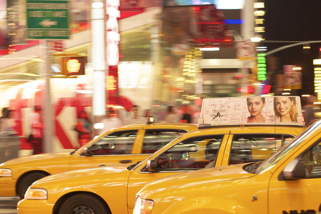 Беспилотные автомобили появятся в Нью-Йорке
