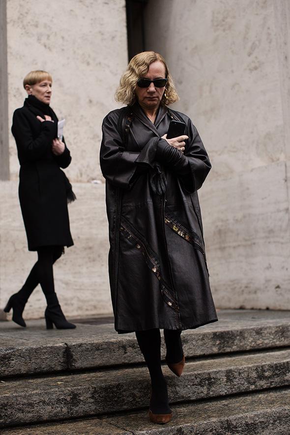 On the Street…Nicoletta, Milan