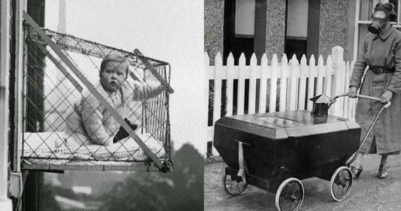 16 фотографий о том, каким же пугающим когда-то был наш мир