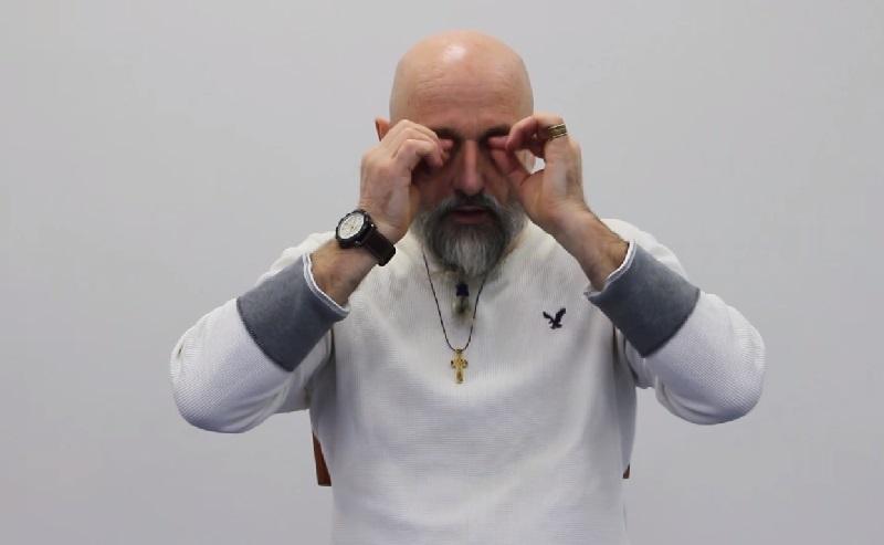 гимнастика для глаз видео