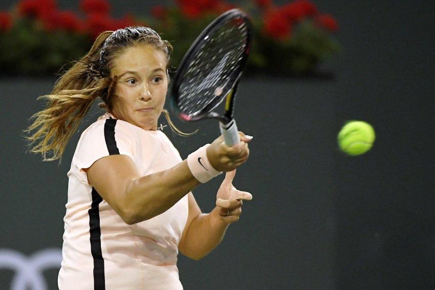 Касаткина и Шарапова поднялись в рейтинге WTA