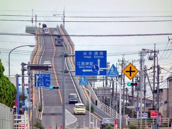 Мост которые щекочет нервишки