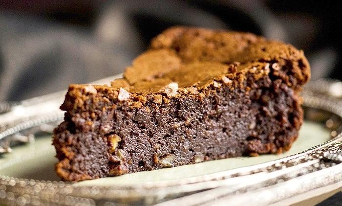 По Дюкану: шоколадный десерт…