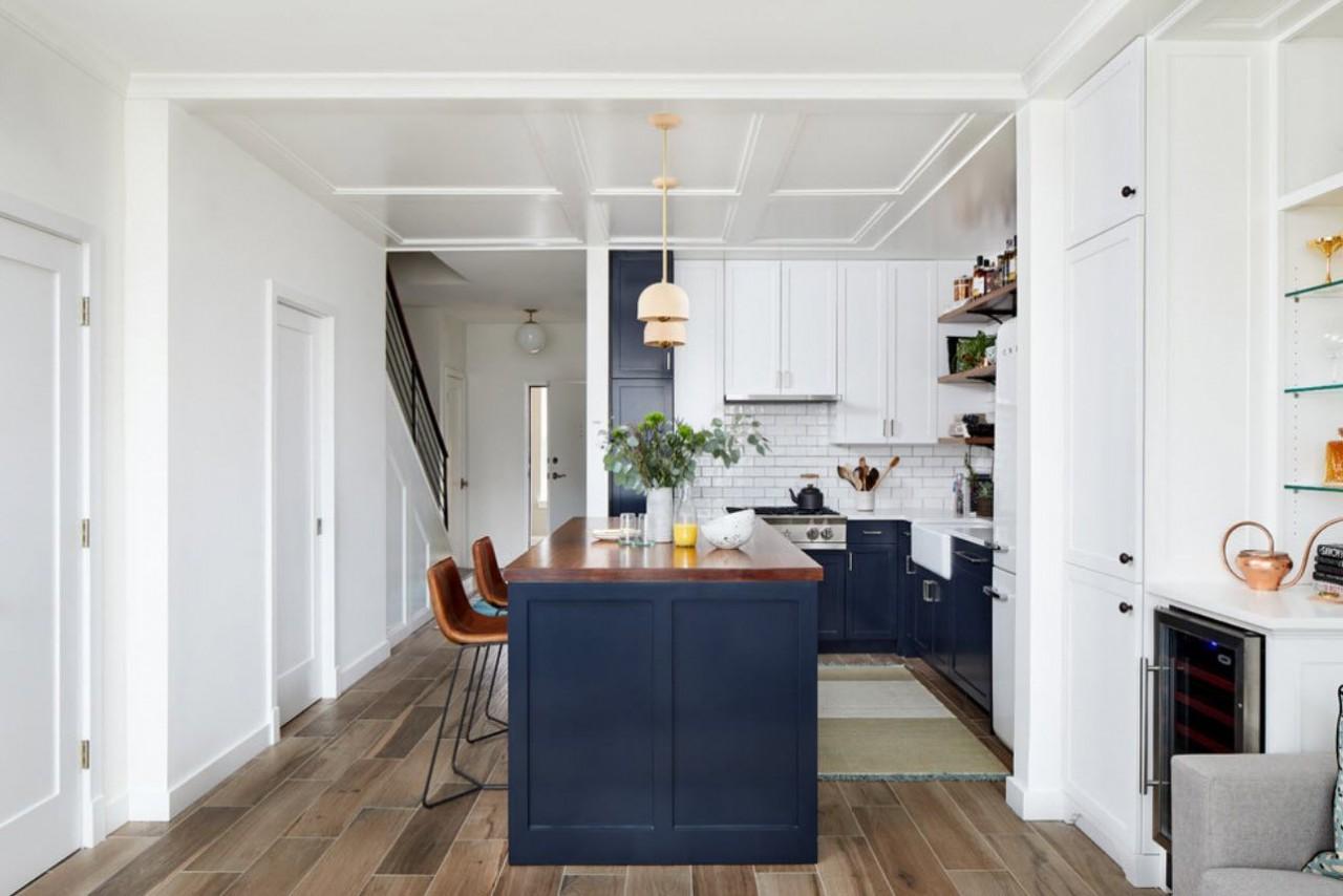 Кухня 11 кв. м: стильные и м…