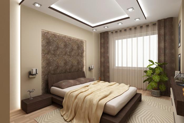 Некоторые рекомендаци при оформлении дизайна спальни (7) (700x466, 310Kb)