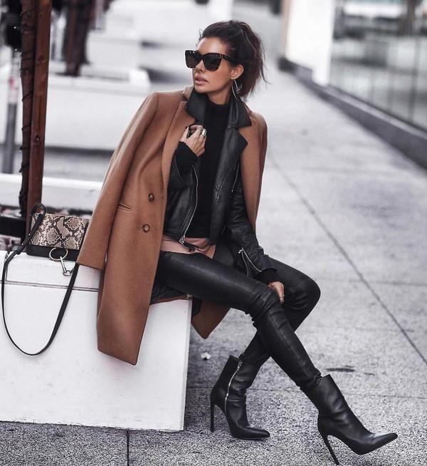Модная осенняя одежда, осенние тренды