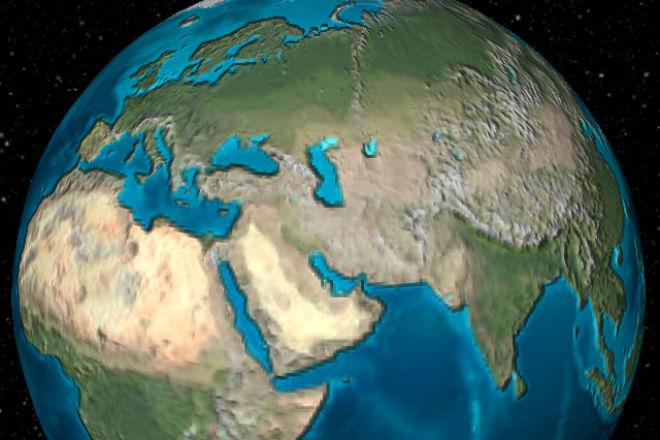 Как изменилась Земля за 100 …