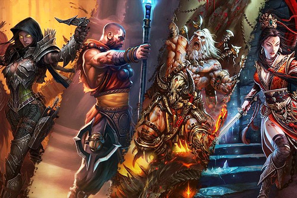 По культовой игре Diablo сделают телесериал
