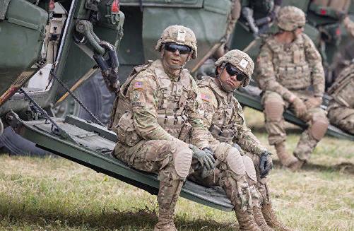 Россия ответит на появление базы США в Польше