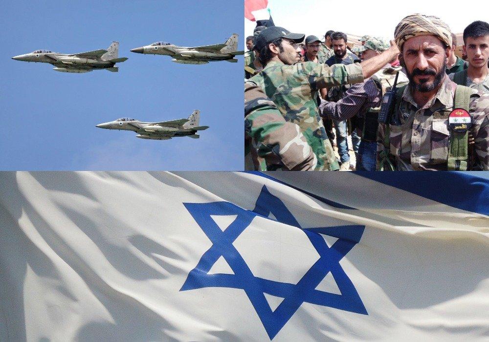 Армия Израиля не прекратит свою операцию в Сирии
