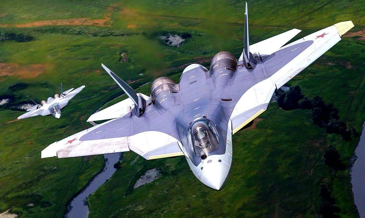 Скачок заказов Су-57 на 375%…