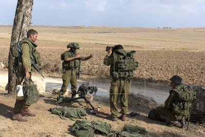 ISRAEL GAZA - Israel ataca p…