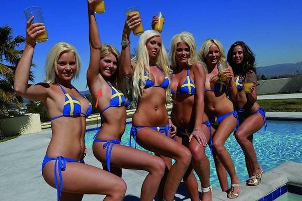 Почему скандинавские женщины нестыдятся наготы