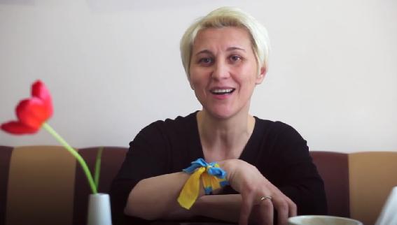 Украинская нацистка: Русских в Донецке и Луганске надо было сжечь, как в Одессе