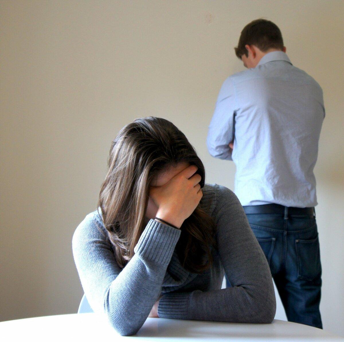 У мужа любовница… Истерик не устраиваю…