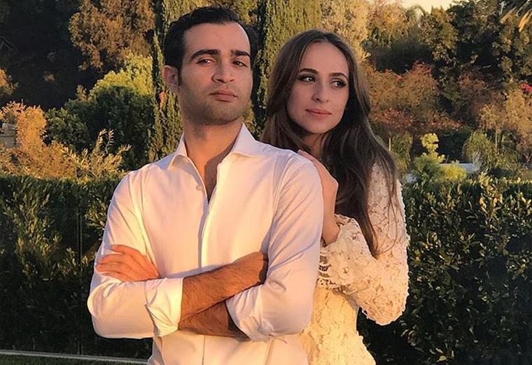 """""""Этот поезд в огне"""": В шоке даже Собчак. Дети российских олигархов отгуляли шикарную свадьбу в Лос- Анджелесе."""