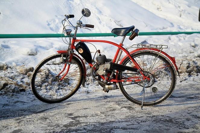 Орленок велосипеды, ссср