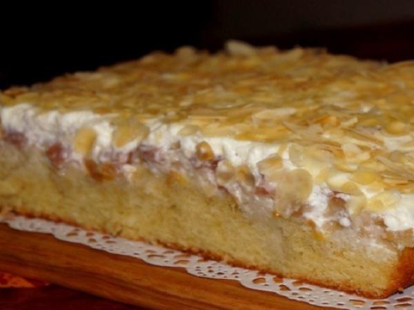 Юлькин пирог… Боже мой, кака…