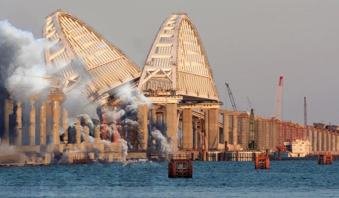 Будут жертвы: Крымский мост …