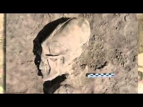 Что скрывают могилы инопланетян?