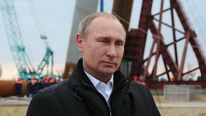 Подтверждение референдума: У Путина – рекордный рейтинг в Крыму