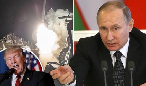 Российское подкрепление направляется в Сирию на фоне развязывания западом  третьей мировой