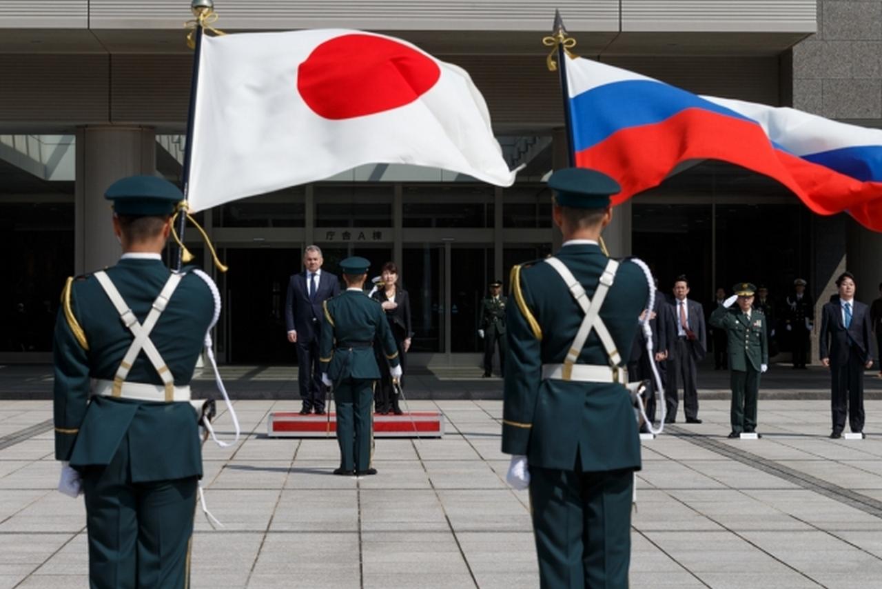 Россия и Япония: поможет ли встреча министров «2 + 2»?