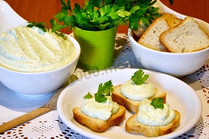 Альметте домашний творожный сыр