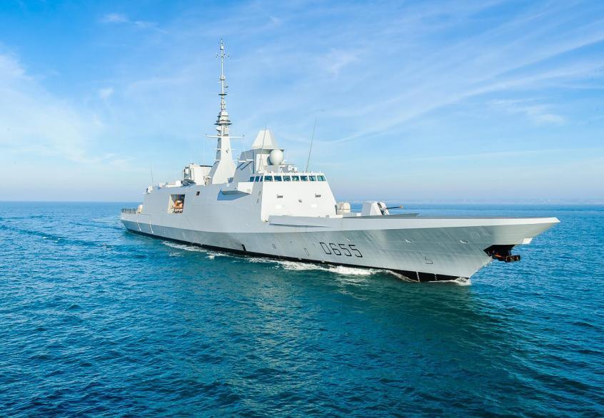 Итоги 2017 года для ВМС Франции