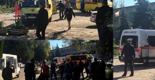 «Пляски на костях»: вбросы нагнетают ситуацию в Керчи