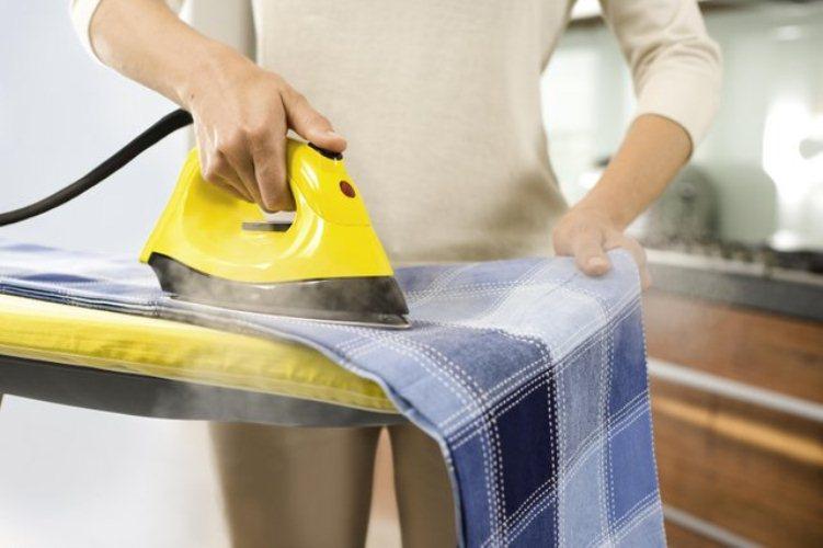Как убрать следы от утюга с разных видов ткани