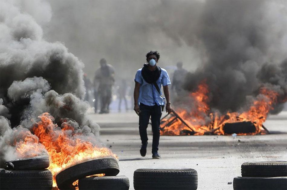 Майдан в Никарагуа