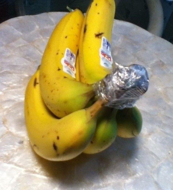 Как сохранить бананы домашние хитрости, еда, кухня, хозяйка
