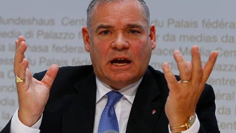 Глава швейцарской разведки п…