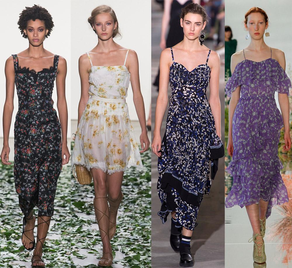 МОДНЫЕ СТРАСТИ. Какие сарафаны в моде в 2018-м