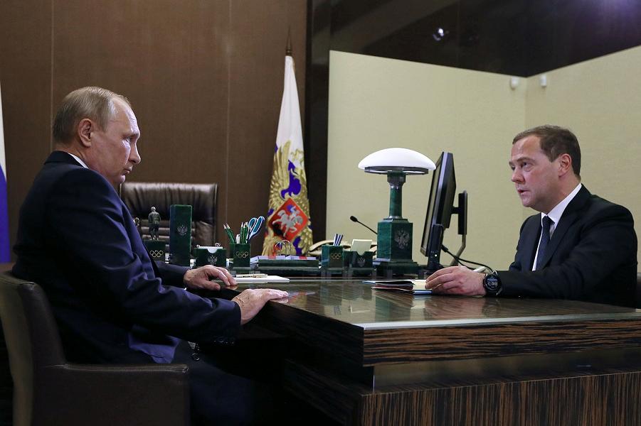 О новом правительстве, министрах, деньгах на нацпроекты и преемнике Путиина